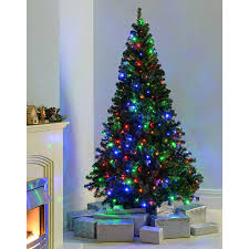 Prelit Christmas Tree That Puts Itself by Werchristmas Pre Lit Spruce Multi Function Christmas Tree 2 1 M