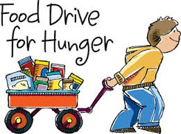 Food Drive Donations Clipart