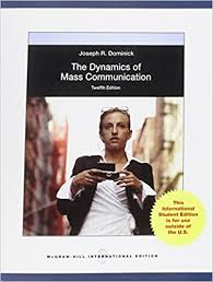 Dynamics Of Mass Communication Media In Transition 11th Revised Edition