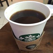 Order An Americano And Expect A Nice Strong Brew That Will Remind You Why Starbucks Is