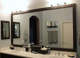 Ikea Bathroom Mirrors Ideas by Extra Large Framed Bathroom Mirror Best Bathroom Decoration
