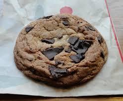 Tim Hortons Pumpkin Spice Latte Calories by 12 11 18 Chocolate Chunk Cookie Starbucks Jpg