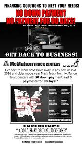 Special Financing On Mack Trucks - $0 Down / No Payments For 90 Days ... Charlotte The Larson Group Trucks For Sale Mcmahon Truck Centers Of Tional All Trucks For Sale Lease New Used Results 150 Mack In Nc On Buyllsearch Amalie Us Virgin Islands Food Stock Photos Craigslist Cars And Through Parameter Ben Mynatt Buick Gmc In Concord Serving Cornelius 2015 Autofair Celebrates 100 One Years Hemmings Leasing Rents Pinnacle Cxu613