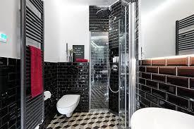 schwarzes badezimmer 6 moderne beispiele und ideen