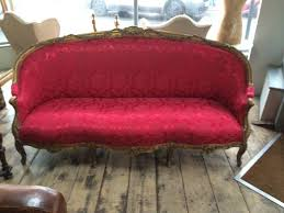 canape louis 15 superb louis xv canape late 19th c in furniture