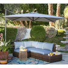 round patio table cover with umbrella hole tags patio furniture