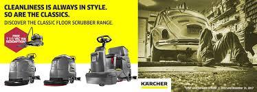 Karcher Floor Scrubber Attachment by Home Karcher Australia