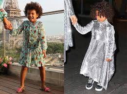 Blue Ivy And North Wests Style How Theyve Become Toddler