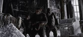 Syfy 31 Days Of Halloween 2011 by Trailer For U0027war Of The Planet Of The Apes U0027 Shows The Epic Final
