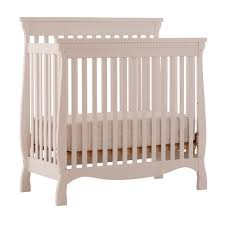 Bratt Decor Crib Skirt by Decorating Inspiring White Bratt Decor Venetian Crib Matched With
