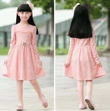 New Year Dress Girls Dresses For Party Baby Girl 2014 Kids Clothing Teenage Fashion Korean Clothes Free Ship In From Mother