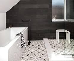 bathroom design ideas black and white bathroom floor tile designs