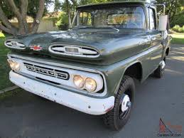 Original Paint California Rust Free RARE Survivor 60 62 63 64 GMC ...