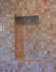 white 6x6 ceramic wall tile shower in temple terrace florida with