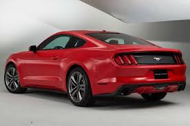 2015 ford mustang v6 specs 2018 Car Reviews Prices and Specs