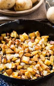 Duck Fat Home Fries Spicy Southern Kitchen