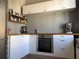 küche factum ikea weiß hochglanz