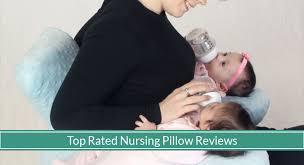 Best Nursing Pillow Top Picks & Reviews
