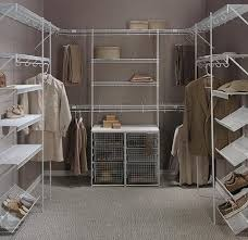 diy walk in closet for the home organizations