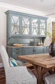 Living Room Hutch Furniture Storage Large Modern Grey Cabinet With