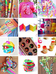 CRAFTS 80 Easy Creative Projects For Kids Including Activities Art Crafts Science