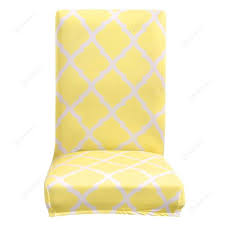 Printing Stretch Chair Cover Slipcover Hotel Home Decoration Yellow (1pc) Sure Fit Ballad Bouquet Wing Chair Slipcover Ding Room Armchair Slipcovers Kitchen Interiors Subrtex Printed Leaf Stretchable Ding Room Yellow 2pcs Ektorp Tullsta Chair Cover Removable Seat Graffiti Pattern Stretch Cover 6pcs Spandex High Back Home Elastic Protector Red Black Gray Blue Gold Coffee Fortune Fabric Washable Slipcovers Set Of 4 Bright Eaging Accent And Ottoman Recling Queen Anne Wingback History Covers Best Stretchy Living Club For Shaped Fniture