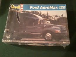 Ford Aeromax 120 | Model Truck Kits | HobbyDB Gmc The Crittden Automotive Library 69 Ford F100 Shop Truck Scaledworld Amazoncom Revell 57 Gasser 2in1 Plastic Model Kit Toys Model Jet Semi Custom With Bonus Build Youtube Kenworth Heavy Hauler Stop Cars 125 Revell Kevin Vandams Team Profish Silverado Truck Amigo Pack W900 Wrecker 852510 New Aeromax 120 Kits Hobbydb K100 An Amt Box 125th Finescale Modeler Pin By Roman On Italerirevellamt Trucks 124 Pinterest Modelling News Italeris Catalogue New Items Of 62017 1 25 Scale Peterbilt 359 Cventional Tractor Ebay