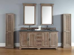 Amazing Rustic Bathroom Vanity Set With Double Sink