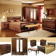 oskar schlafzimmer komplett set im landhausstil massivholzmöbel eiche