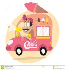 Ice Cream Truck Driver Clip Art, Ice Cream Truck Driver   Trucks ...