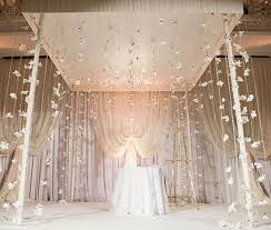Indoor Wedding Stage Decorations Weddings Ceremony Backdrop