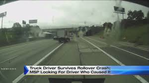 100 Semi Truck Accident On I 75 Police Find Vehicle Identify Driver In Semitruck Crash On