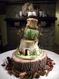 Country Wedding Cakes