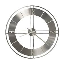 Bed Bath And Beyond Decorative Wall Clocks by Howard Miller York Station 21 25 In Wall Clock Hayneedle