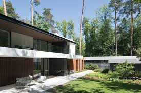 100 Home Designed Modern Forest House To Become A Serene Sanctuary