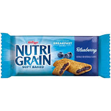 KelloggsRNutri Grain Bars Blueberry