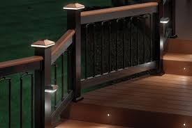 Solar Lights For Deck Stairs by Simple Wooden Loft Bed Laluz Nyc Home Design