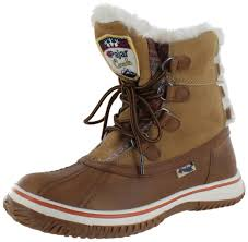 pajar iceberg women u0027s waterproof snow duck boots booties ebay