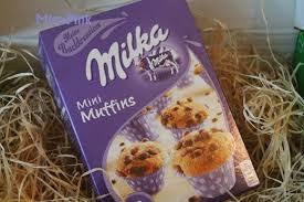 milka mini muffins miss pink