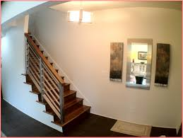 Perfect Modern Stair Railing Home Interior Ideas 18 Photos Gallery ... Modern Glass Stair Railing Design Interior Waplag Still In Process Frameless Staircase Balustrade Design To Lishaft Stainless Amazing Staircase Without Handrails Also White Tufted 33 Best Stairs Images On Pinterest And Unique Banister Railings Home By Larizza Popular Single Steel Handrail With Smart Best 25 Stair Railing Ideas Stairs 47 Ideas Staircases Wood Railings Rustic Acero Designed Villa In Madrid I N T E R O S P A C