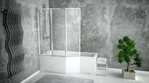 rechteck badewanne bad modern badezimmer wanne acryl duschwand badewanne wannen