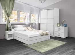 schlafzimmer komplett set h pontevedra 7 teilig teilmassiv farbe weiß
