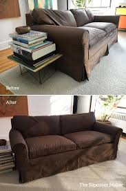 Drexel Heritage Sofa Covers by The Slipcover Maker Custom Slipcovers Tailored To Fit Your