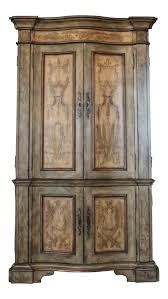 Spanish Antique Hand Painted Armoire | Chairish 74 Best Handpainted Fniture Images On Pinterest Painted Best 25 Wardrobe Ideas Diy Interior French Provincial Armoire Abolishrmcom Vintage And Antique Fniture In Nyc At Abc Home Powell Masterpiece Hand Jewelry Armoire 582314 Silver Mirrored Full Length Mirror 21 Painted Tibetan Cabinet Abcs Of Decorating Barn Armoires Update Kitchen Sold Hooker Closet Or Eertainment Center Satin Black