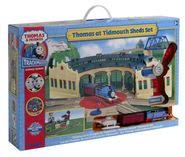 Tidmouth Sheds Trackmaster Toys R Us by R C Thomas At Tidmouth Sheds Thomas And Friends Trackmaster Wiki