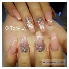 Nails With Glitter Designs Choice Image Nail Art and Nail Design