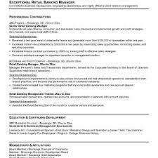 Best Freshers Resume For Retail Banking Inspirationa Sample Resumes Good Headlines Examples Throughout