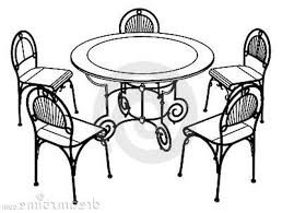 Full Size Of Furniturecafe Table And Chairs Clipart Luxury Imgs For Cafe
