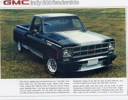 1977 GMC Advertisements | 77indy2_a.jpg (11038 Bytes) | GM ... Custom 7780 Gmc Grill The 1947 Present Chevrolet Truck 1977 Gmc1977 Sierra Exterior Pictures Cargurus Chevy Classic 4x4 Pickup Custom_cab Flickr 1976 Gmc New Cummins Powered Camper Another Mikeo37 1500 Regular Cab Post Grande For Sale Youtube Phantom8900 Specs Photos For Sale Near Grand Rapids Michigan 49512 Stepside Burnout Classiccarscom Cc603557 6500 Flatbed Ladderboom Truck Item H3087