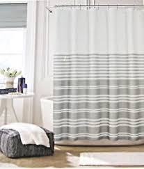 Tommy Hilfiger Curtains Special Chevron by Tommy Hilfiger Canyon Stripe Shower Curtain Gray U0026 White 72